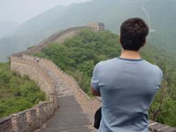 China mutianyu great wall fugora travel ernesto mendez chiari panama