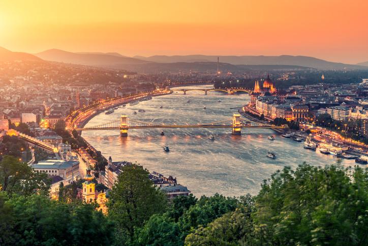 Hungría turismo Budapest