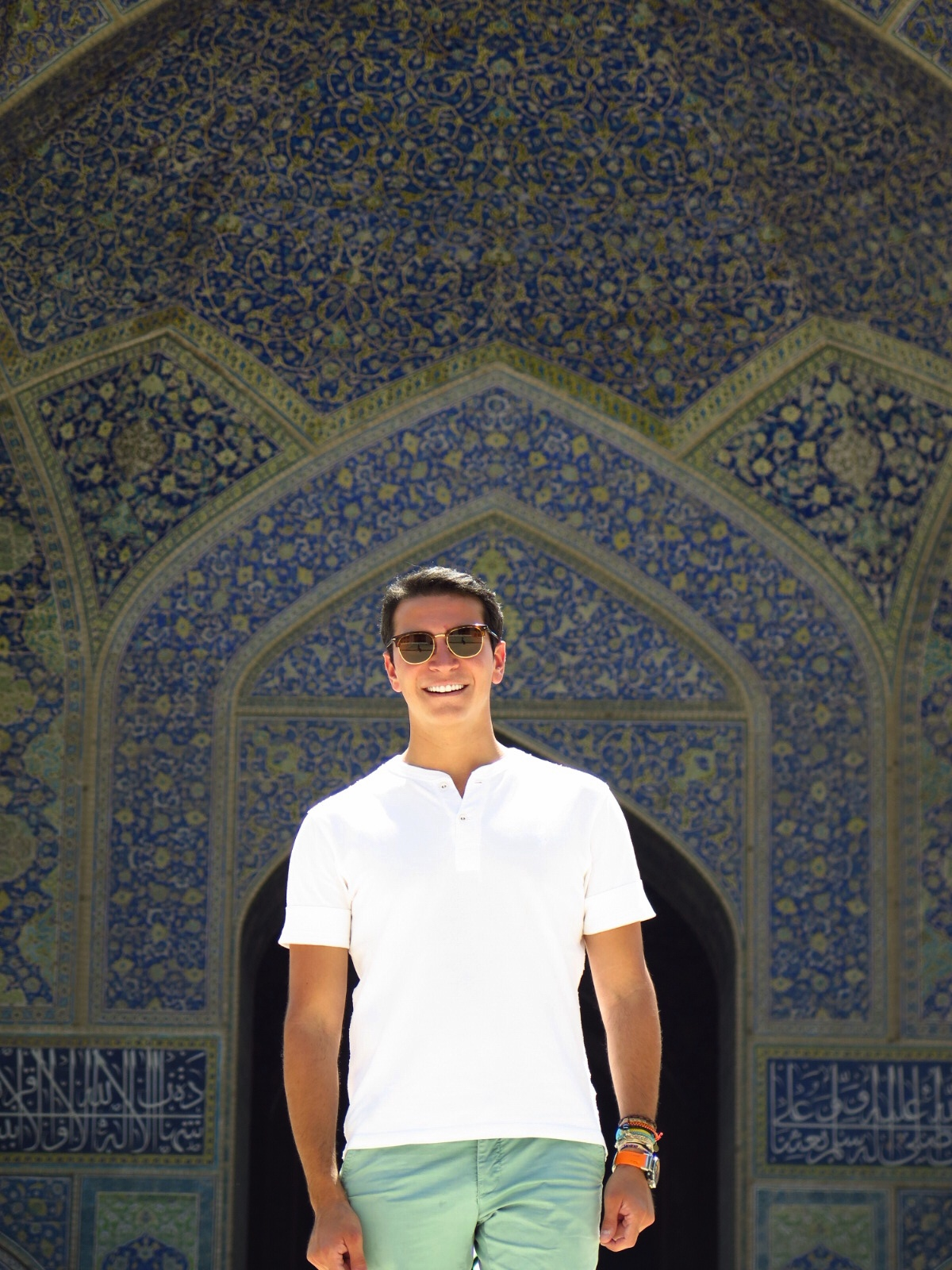 Isfahan Iran fugora travel ernesto mendez chiari panama