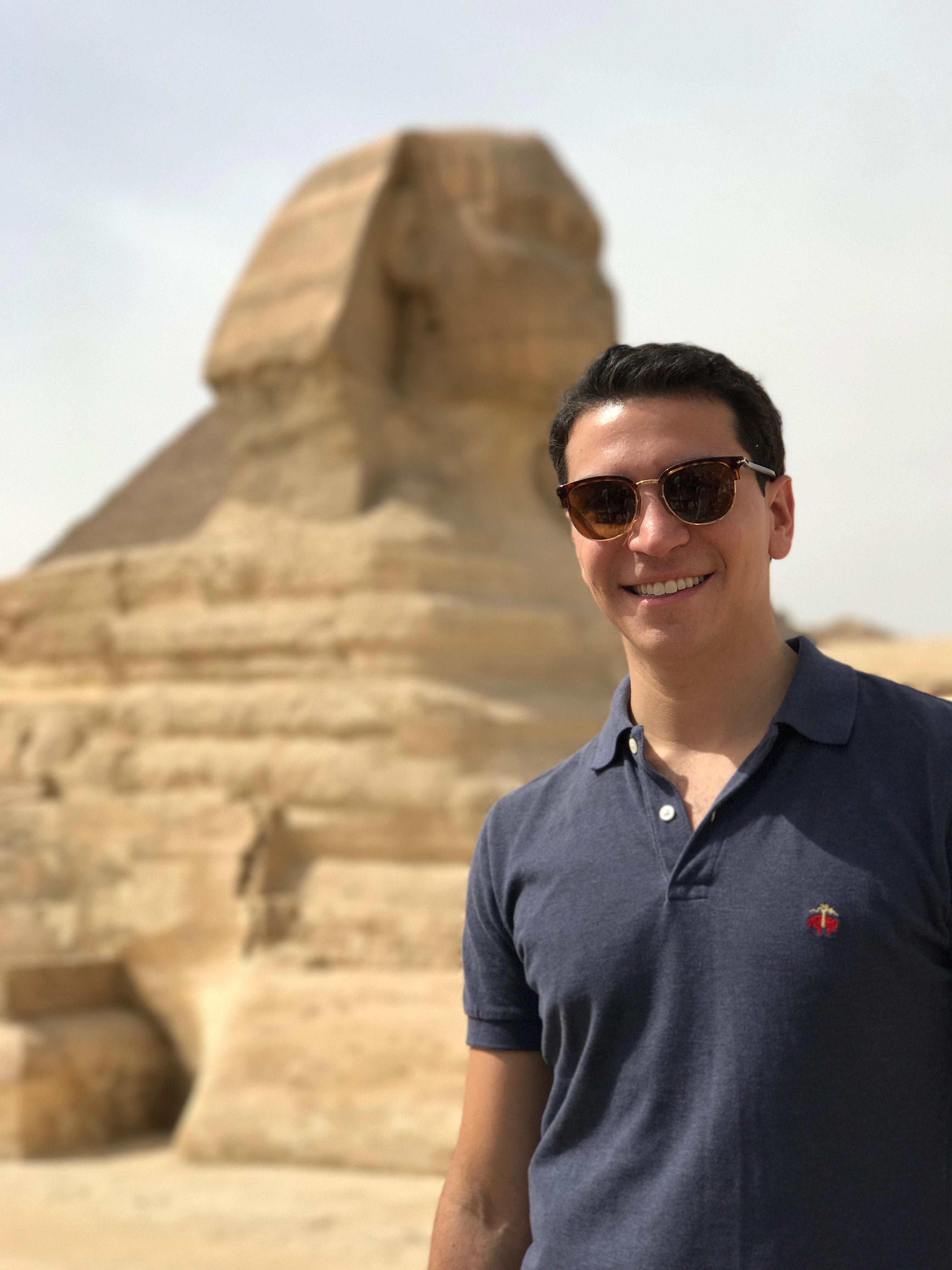 fugora travel ernesto mendez chiari panama egypt cairo