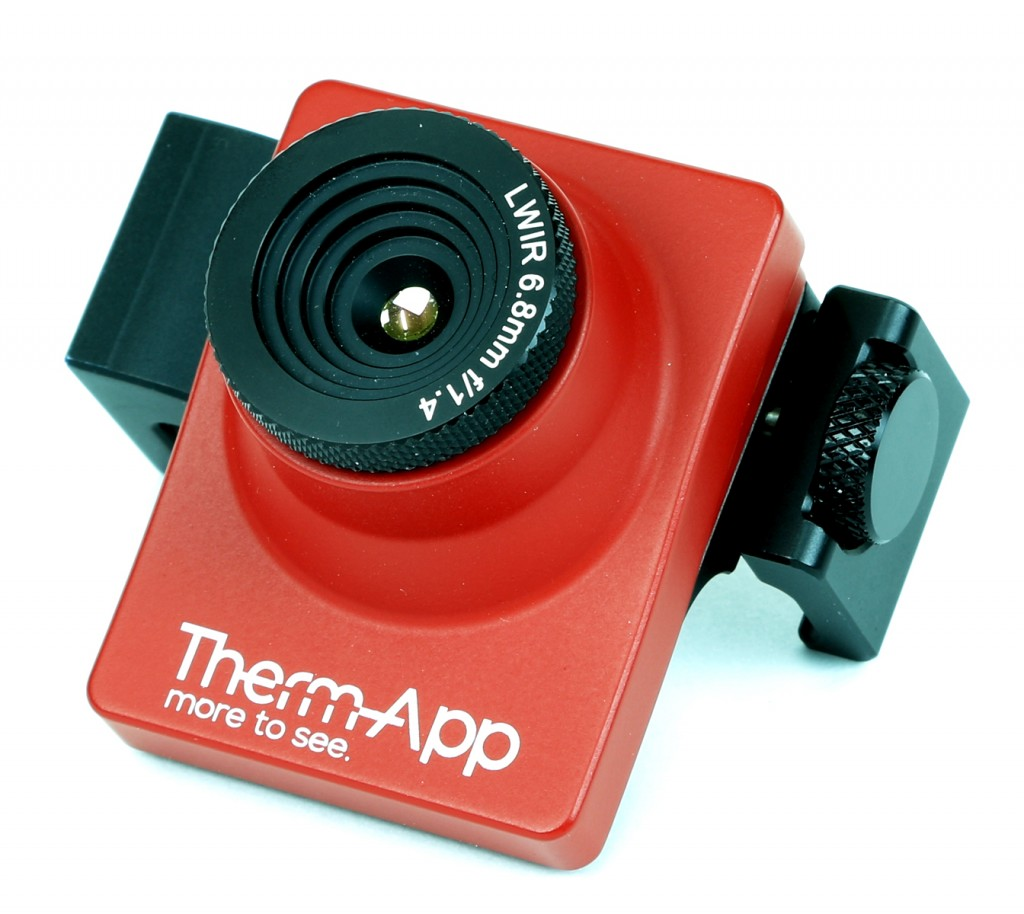 ThermApp ready to mount