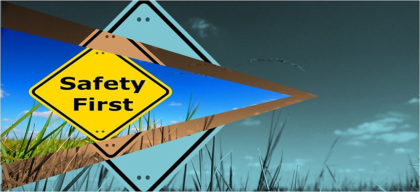 Detecting technologies for operator safety