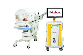 KUB-250 low dose X-ray unit designed for NICU