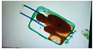 Border security X-ray detects boy inside suitcase