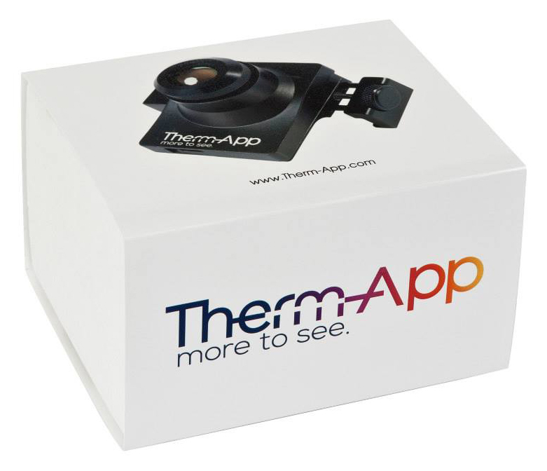 ThermApp in the box