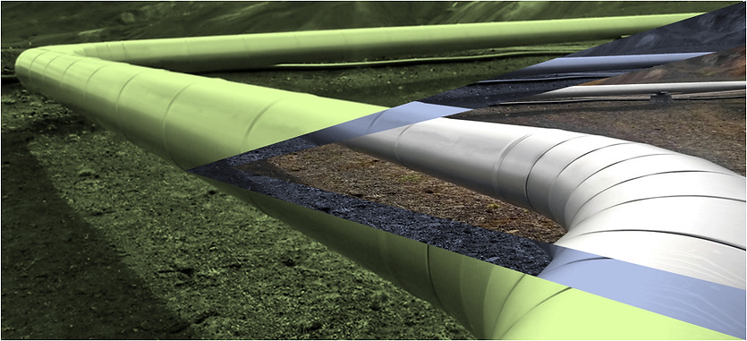 Detecting technologies for oil and gas pipelines testing  and maintenance