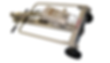 XTEND cart and arm for portable X-ray source