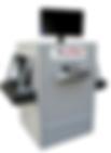 Conveyorized digital X-ray system