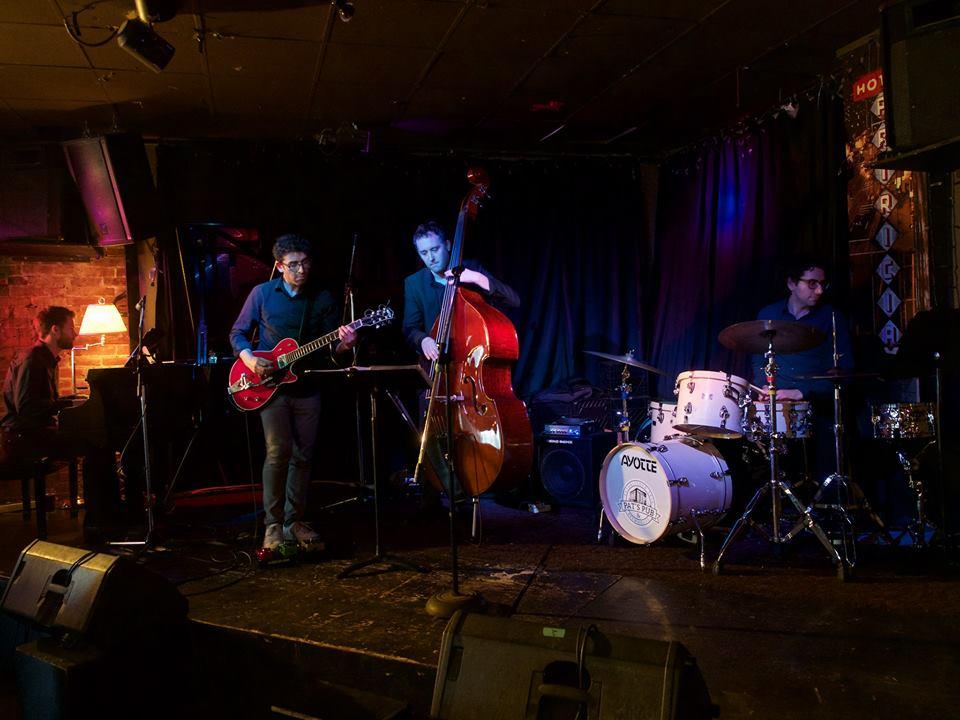 Phil Boniface Quartet