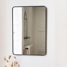 Classe et douceur réunies en un miroir