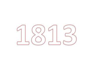 1813 skal ændres nu!