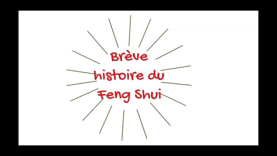 Brève histoire du Feng Shui
