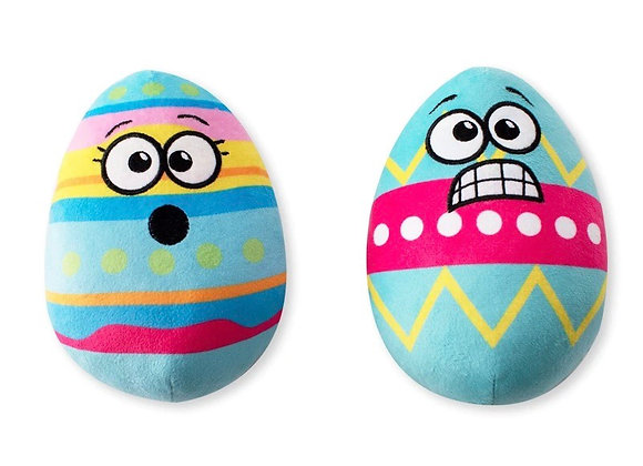 Fringe Studio Pair of Easter Eggs