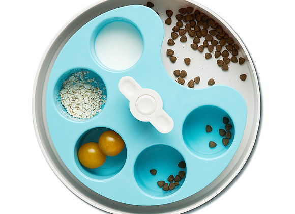 SPIN Interactive Adjustable Slow Feeder Bowl Cups