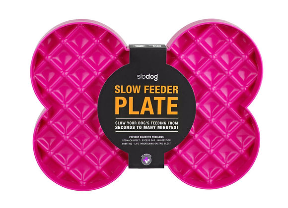 SloDog Slow Food Plate