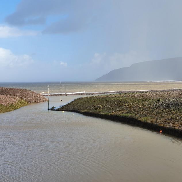 Porlock Weir view