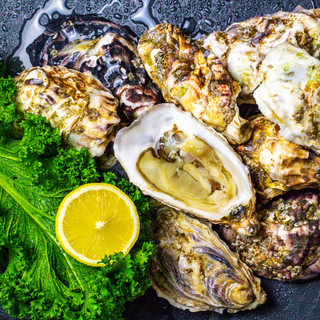 Porlock Bay Oysters