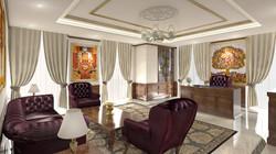Classic Office Interior Design