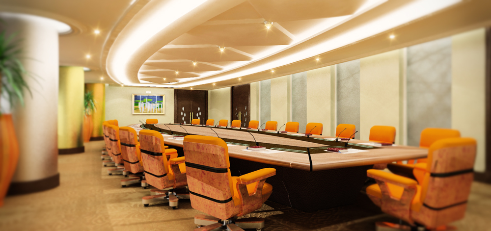 Top Executive Conference Room