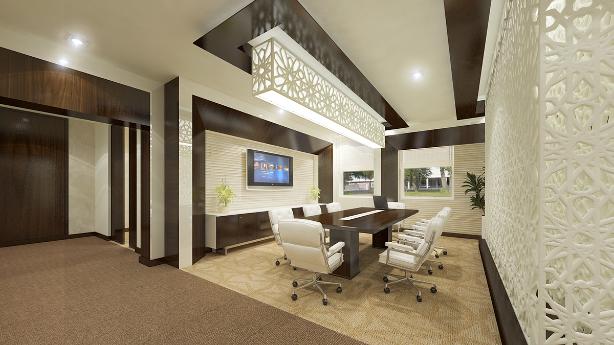 Executive Meeting Room Concept