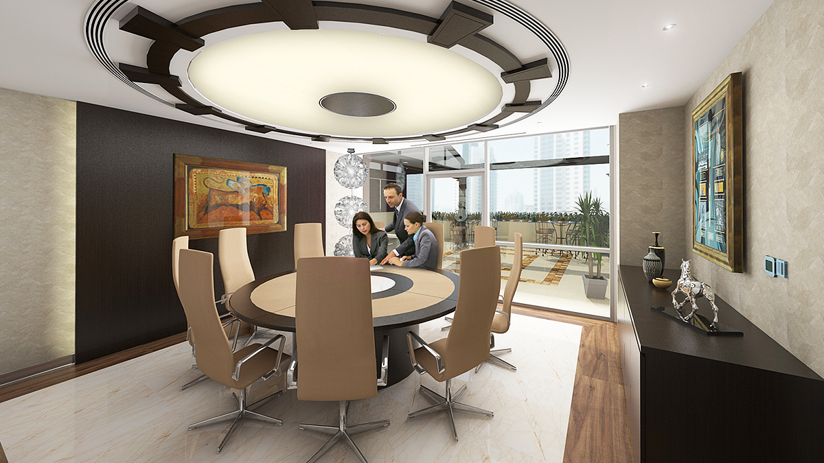 Meeting Room Interiors