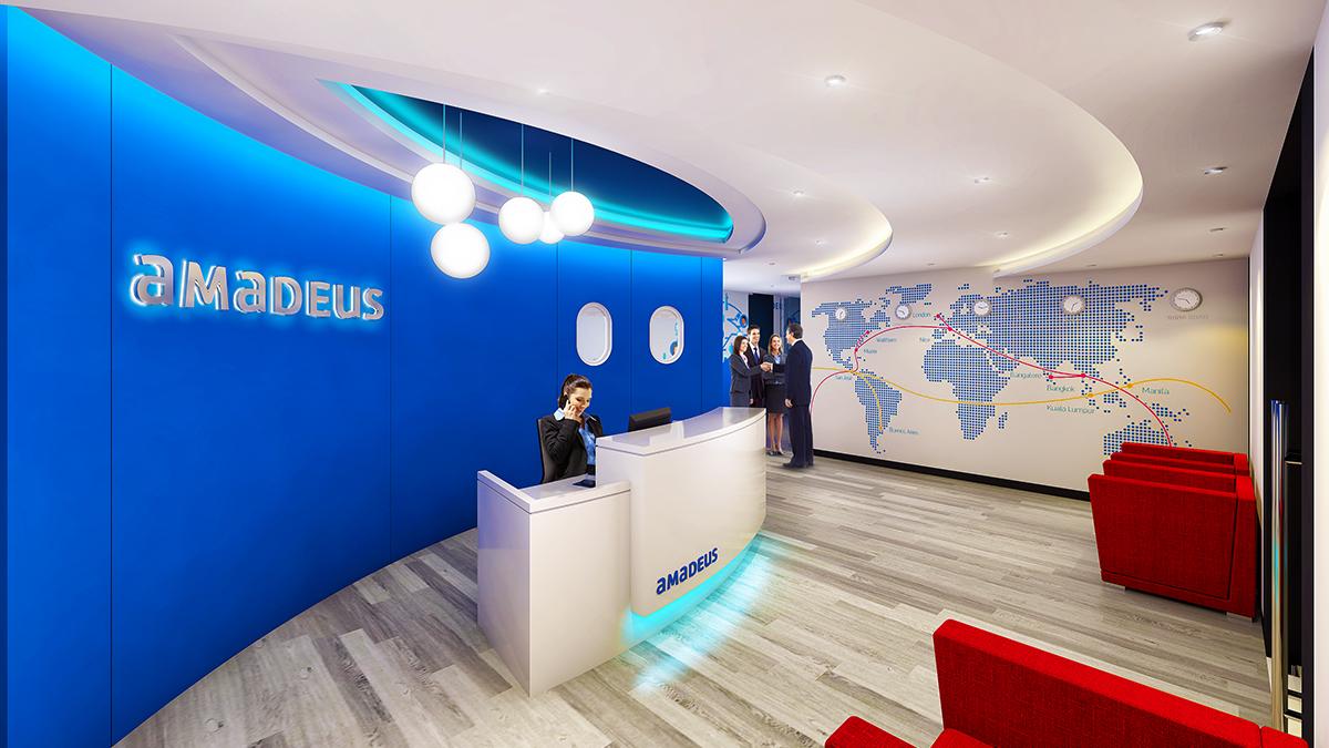 Amadeus Office Interiors