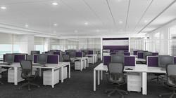 Call Center Seating Design