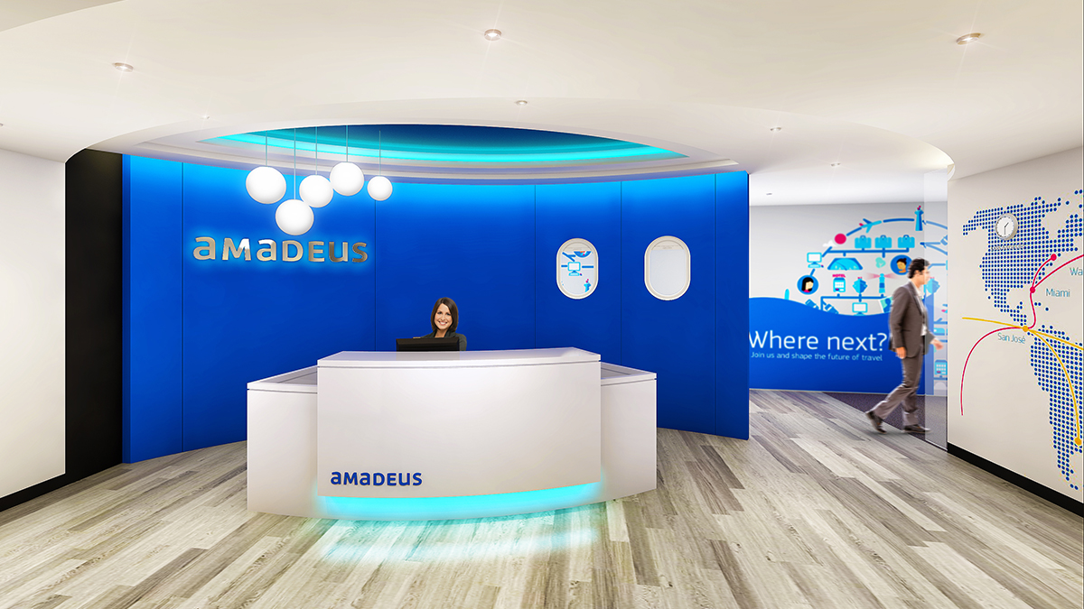 Airline Office Design