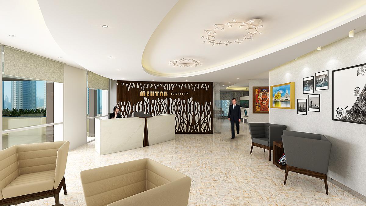 Customized Office Interior Design