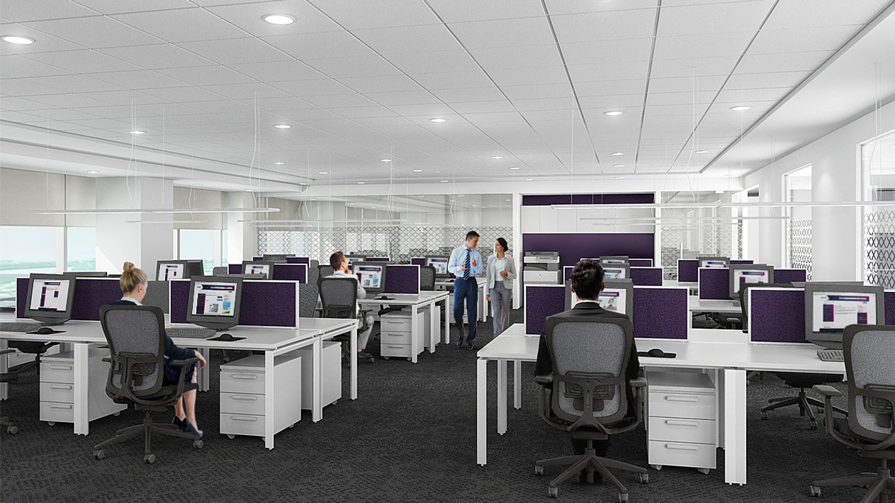Office Interior Designers And Project Delivery Specialists