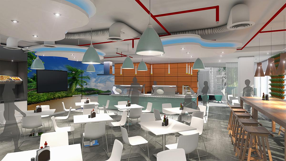 canteen design