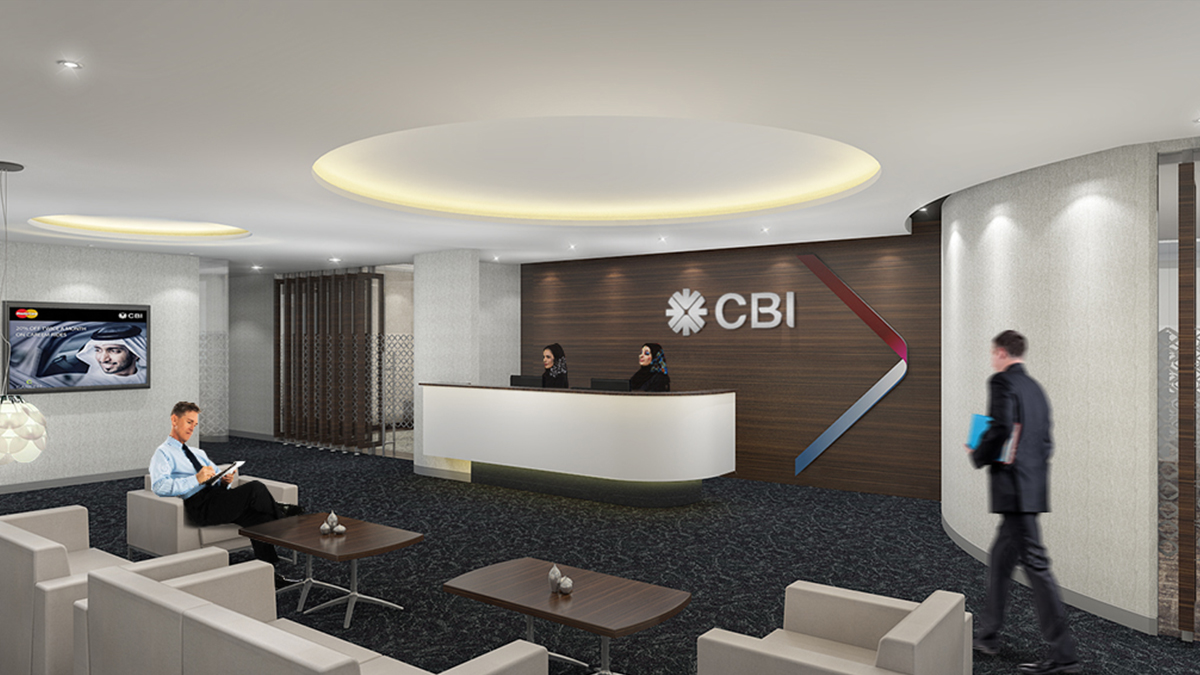 Banking Interior Design