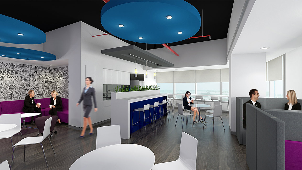 Office interior designers and project delivery specialists for Total office design 50 contemporary workplaces