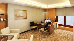 Chairman's Office Interiors