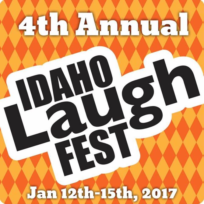 Comedy Festival Announcement!!!