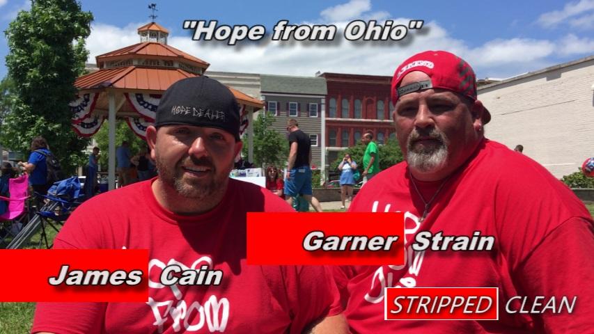 James Cain Garner Strain