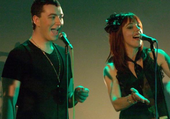Singing with Sam