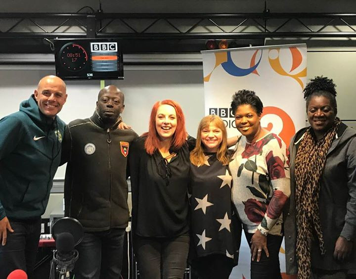 Fab BBC Radio 2 session