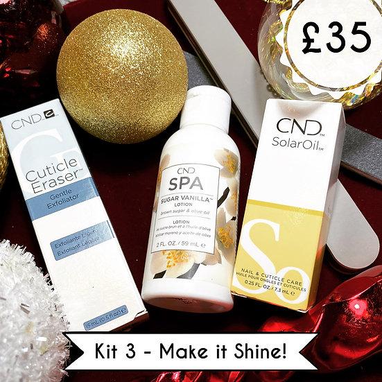 Kit 3 - Make It Shine!