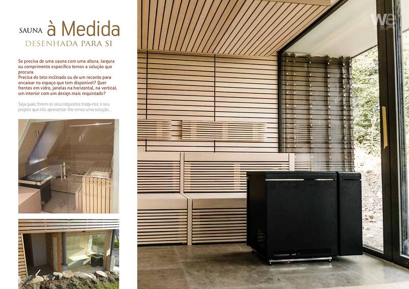 Sauna Medida