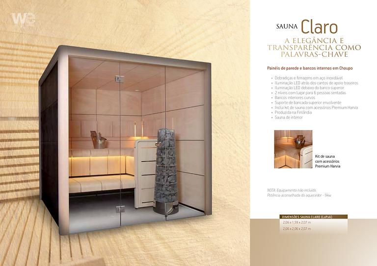 Sauna Claro