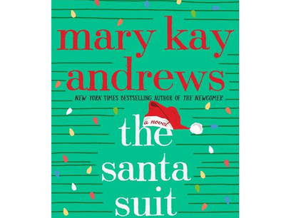 Book Review: The Santa Suit by Mary Kay Andrews