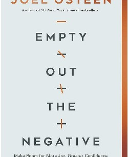 Book Review: Empty Out The Negative by Joel Osteen