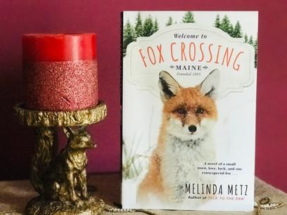 Book Review: Fox Crossing by Melinda Metz
