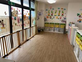[西多賀園]1歳児保育室