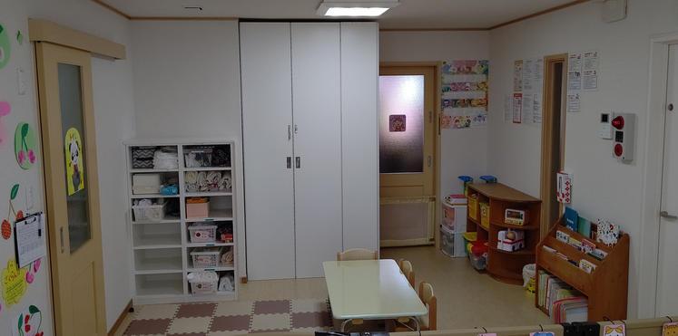 [富沢園]保育室