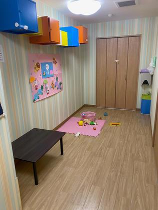 [高松園]保育室