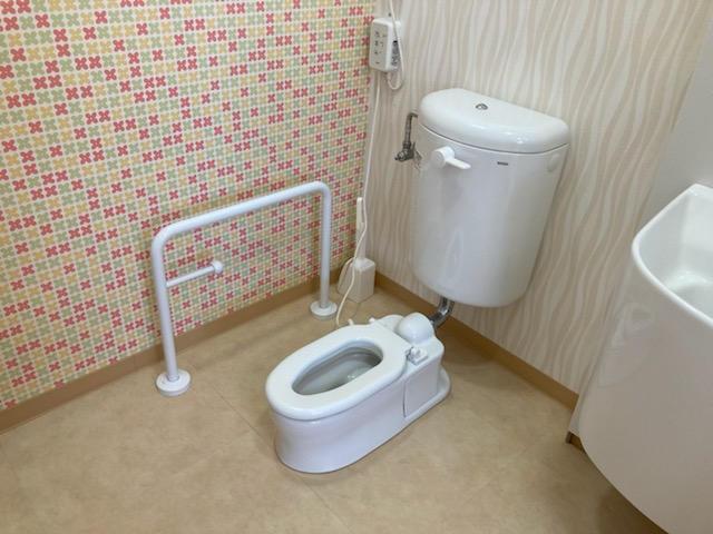 [西多賀園]トイレ
