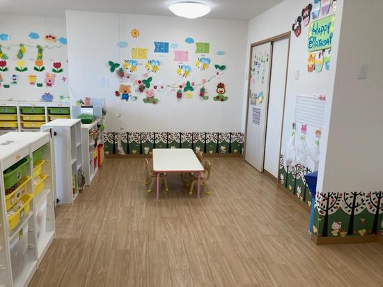 [西多賀園]2歳児保育室