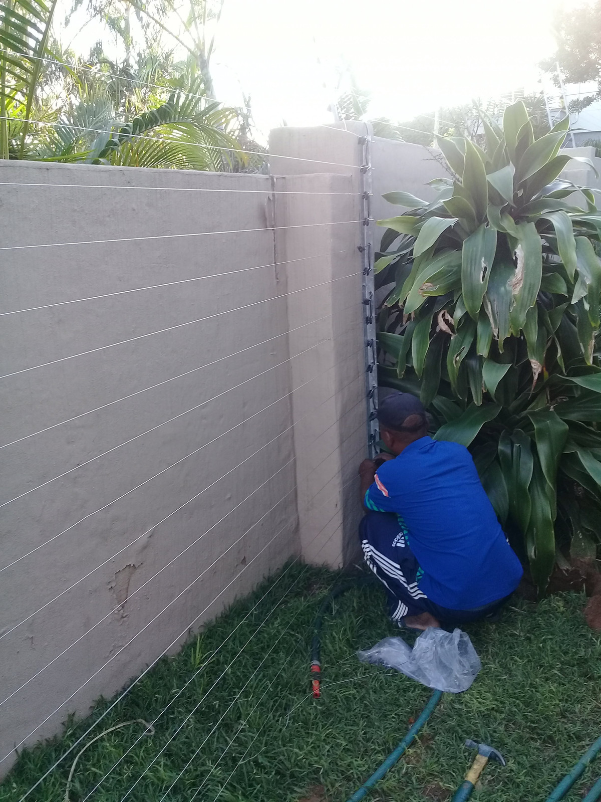 Electric Fence For Backyard